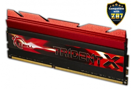 GSkill TridentX DDR3 3000MHz 32GB CAS12 1_65V